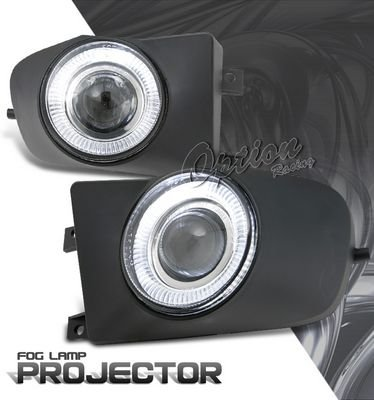 BMW E39 5 Series 1997-2000 Halo Projector Fog Lights