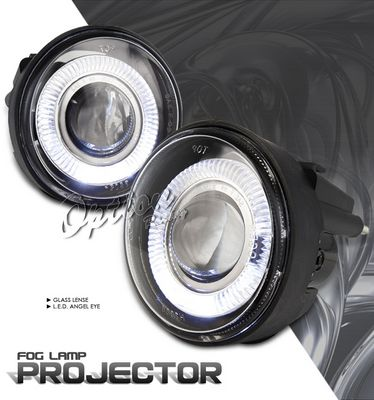 Dodge Neon 2003-2005 Halo Projector Fog Lights