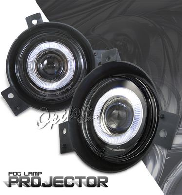 Ford Ranger 2001-2003 Halo Projector Fog Lights