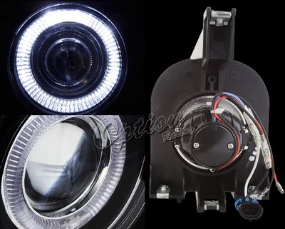 Ford Explorer 1999-2001 Halo Projector Fog Lights