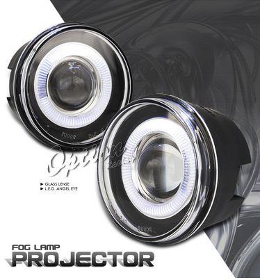Jeep Grand Cherokee 2005-2009 Halo Projector Fog Lights