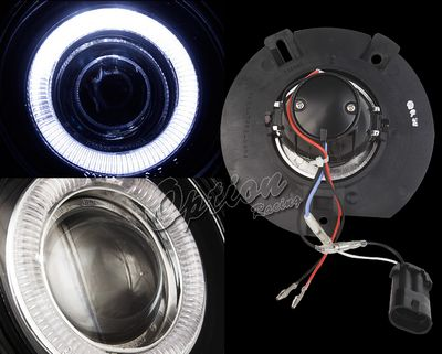 Ford Explorer 2002-2005 Halo Projector Fog Lights