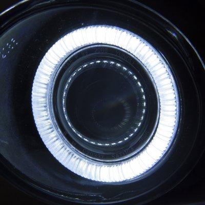 Nissan Xtrerra 2002 SMD Halo Projector Fog Lights