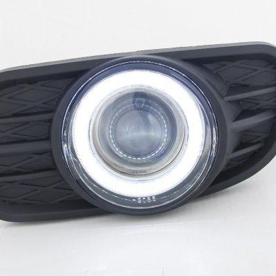 Jeep Grand Cherokee 1999-2004 Halo Projector Fog Lights
