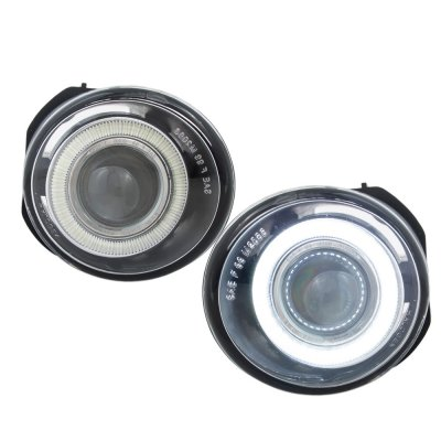 Nissan Frontier 2001-2002 SMD Halo Projector Fog Lights