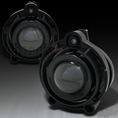 Buick Lucerne 2006-2011 Clear Projector Fog Lights