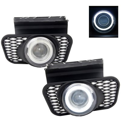 Chevy Silverado 2003-2006 Halo Projector Fog Lights