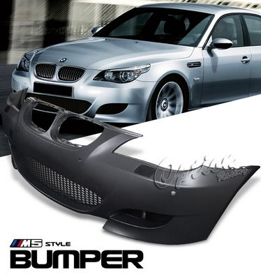 BMW E60 5 Series 2004-2007 M5 Style Front Bumper