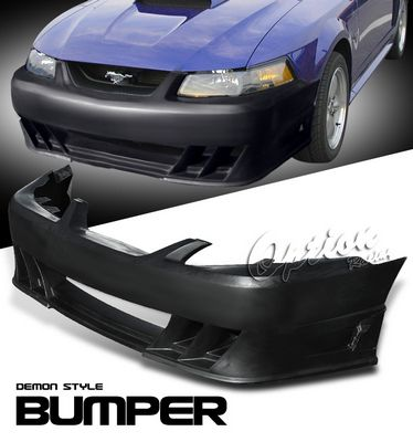 Ford Mustang 1999-2004 Demon Style Front Bumper