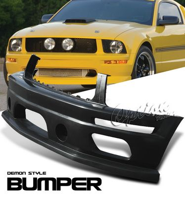 Ford Mustang  2005-2009 Demon Style Front Bumper