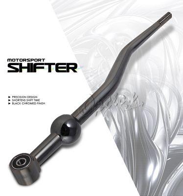 Acura Integra 1994-2001 Black Short Shifter