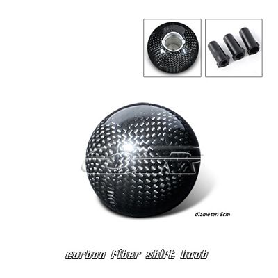 Carbon Fiber Ball Type Manual Shift Knob