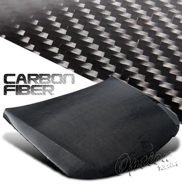 BMW E90 Sedan 3 Series 2006-2008 OEM Style Carbon Fiber Hood