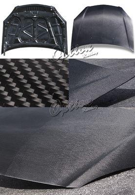 Acura RSX 2002-2006 Carbon Fiber Hood