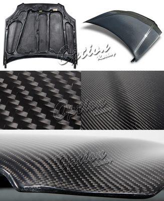 Honda Civic 1996-1998 NRG OEM Style Carbon Fiber Hood