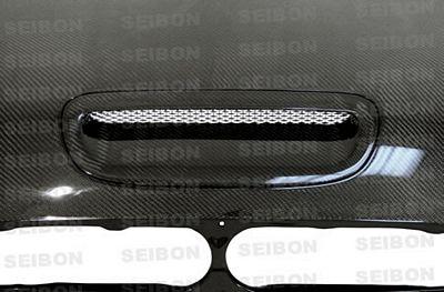 Mini Cooper 2002-2006 SEIBON OEM Style Carbon Fiber Hood