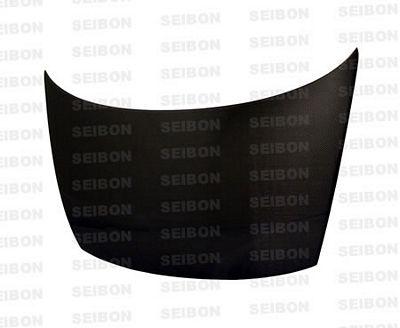 Honda Civic Coupe 2006-2008 SEIBON OEM Style Carbon Fiber Hood
