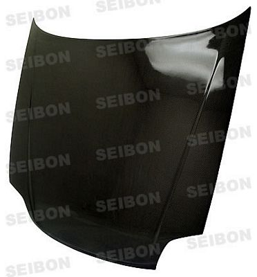 Honda Prelude 1997-2001 SEIBON OEM Style Carbon Fiber Hood