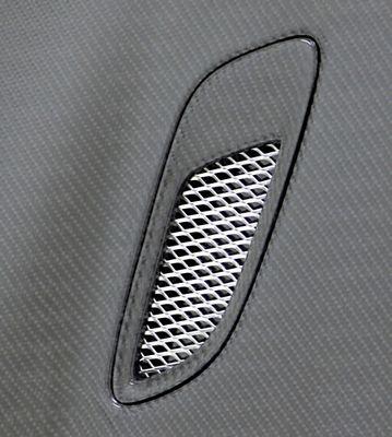 BMW E92 Coupe M3 2007-2009 SEIBON OEM Style Carbon Fiber Hood