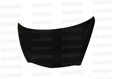 Honda Fit 2007-2008 SEIBON OEM Style Carbon Fiber Hood