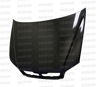 Mitsubishi Lancer 2002-2003 SEIBON OEM Style Carbon Fiber Hood