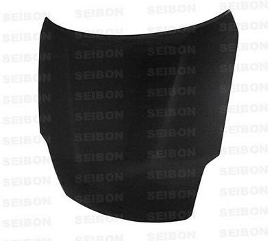 Nissan 350Z 2007-2008 SEIBON OEM Style Carbon Fiber Hood