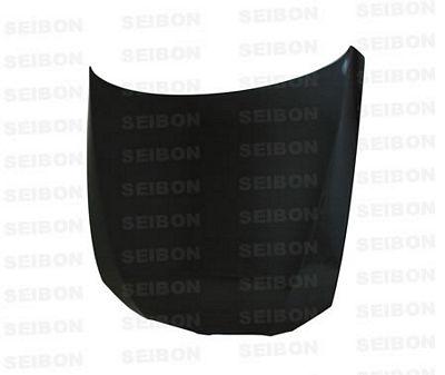 BMW E92 Coupe 3 Series 2007-2009 SEIBON OEM Style Carbon Fiber Hood