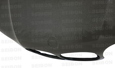 BMW E46 Coupe 3 Series 2002-2005 SEIBON OEM Style Carbon Fiber Hood