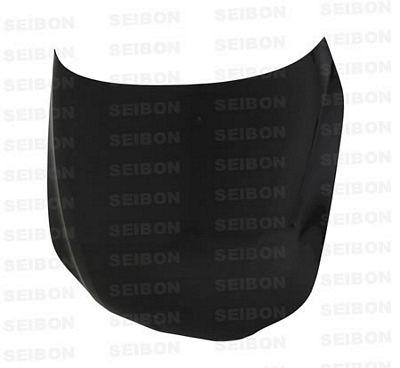 BMW E60 5 Series 2004-2009 SEIBON OEM Style Carbon Fiber Hood