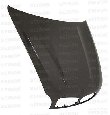 BMW X5 2007-2009 SEIBON OEM Style Carbon Fiber Hood