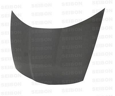 Honda Civic Euro Type-R 2006-2008 SEIBON OEM Style Carbon Fiber Hood
