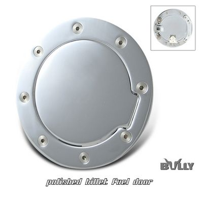 GMC Sierra 1991-1998 Bully Chrome Fuel Door