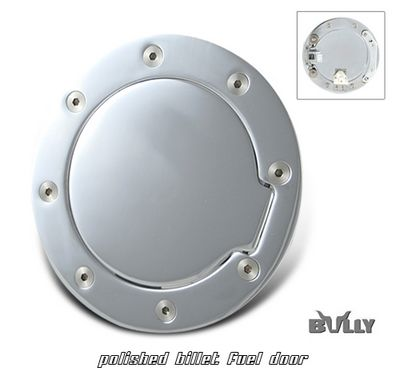 GMC Yukon Denali 2001-2006 Bully Chrome Fuel Door