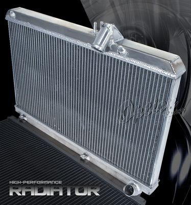 Mazda Rx8 2004 2008 Performance Aluminum Radiator