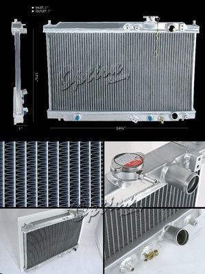 Acura Integra 1994-2001 Performance Aluminum Radiator