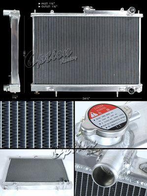 Nissan Skyline R33 GT-R 1994-1998 Performance Aluminum Radiator