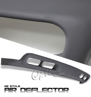 Chevy Silverado 1999-2002 OEM Style Front Air Deflector
