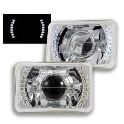Chevy Celebrity 1982-1986 LED Sealed Beam Projector Headlight Conversion