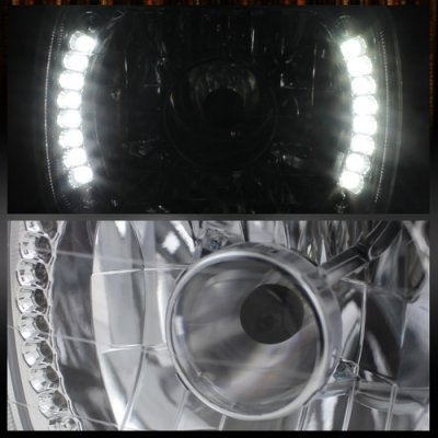 Chevy Astro 1985-1994 LED Sealed Beam Projector Headlight Conversion