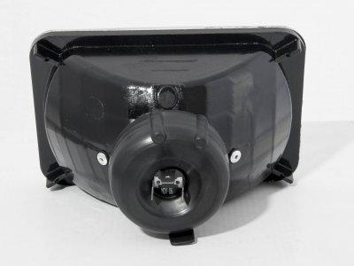 Buick Skyhawk 1975-1978 4 Inch Black Sealed Beam Projector Headlight Conversion