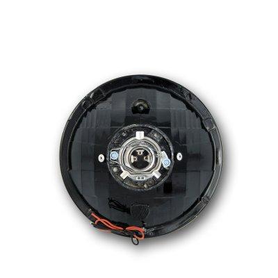 Porsche 911 1969-1986 Sealed Beam Projector Headlight Conversion Purple LED