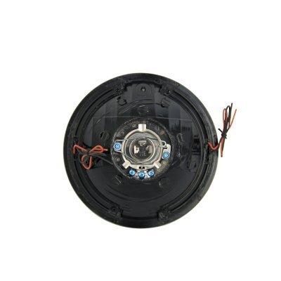 Dodge Dart 1972-1976 LED Black Sealed Beam Projector Headlight Conversion