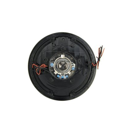 Hummer H1 2002-2006 Red LED Sealed Beam Headlight Conversion
