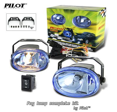 Pilot High Performance Driving and Fog Light Kit