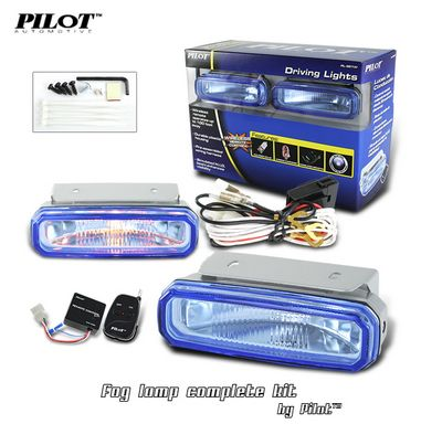 Pilot Remote Driving Lights