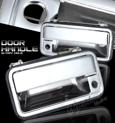 Chevy 1500 Pickup 1995 2000 Chrome Door Handles A101jioy205 Topgearautosport