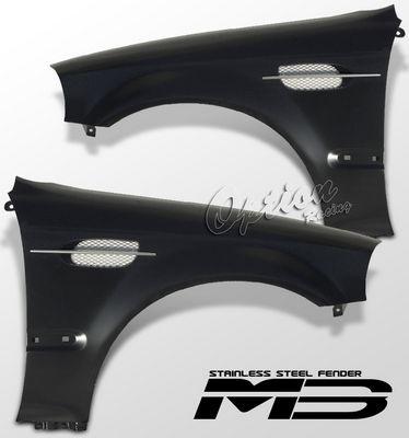 Honda Civic 1996-1998 Stainless Steel M3 Style Fender