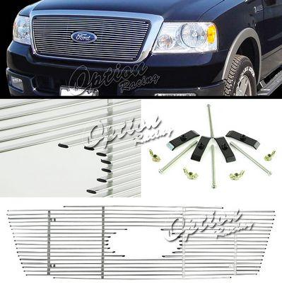 Ford F150 2004-2008 Aluminum Billet Grille Insert