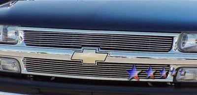 Chevy Silverado 1999-2002 Billet Grille Insert