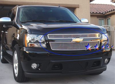 Avalanche Grille 2007 Chevy Avalanche 2007-2011